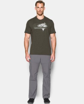 Men's UA Trout Pill T-Shirt  1 Color $24.99