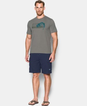 New Arrival Men's UA Bass Pill T-Shirt  2 Colors $24.99