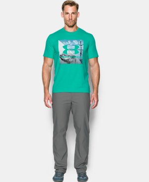 Men's UA Salt Water PR T-Shirt  1 Color $29.99