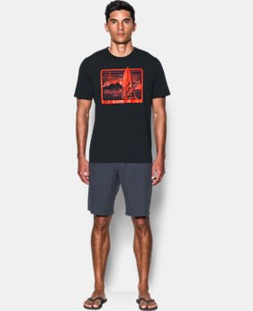 New Arrival  Men's UA Surf Skeleton T-Shirt  1 Color $29.99