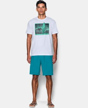 New Arrival Men's UA Surf Skeleton T-Shirt  1 Color $24.99