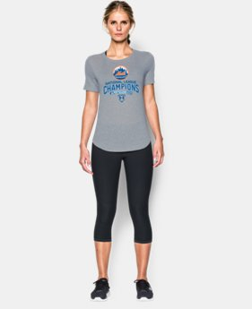 Women's New York Mets League Champs T-Shirt