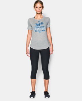 Women's Kansas City Royals World Champs T-Shirt