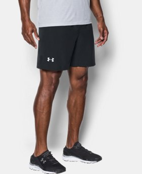 New Arrival Men's UA Speed Stride Shorts  2 Colors $34.99