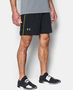 "Men's UA Speed Stride 7"" Shorts  1 Color $24.99"