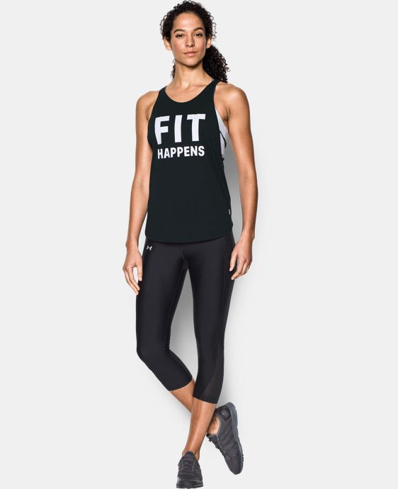 New Arrival Women's UA Fit Happens Strappy Tank  1 Color $29.99
