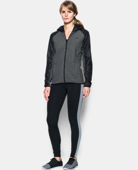 Women's UA ColdGear® Infrared Survivor Fleece Full Zip LIMITED TIME: FREE U.S. SHIPPING 1 Color $56.24 to $74.99