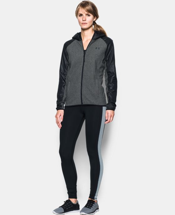 New Arrival  Women's UA ColdGear® Infrared Survivor Fleece Full Zip LIMITED TIME: FREE SHIPPING 1 Color $86.99