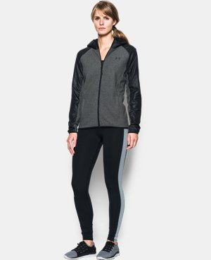 Women's UA ColdGear® Infrared Survivor Fleece Full Zip LIMITED TIME: FREE SHIPPING 2 Colors $86.99