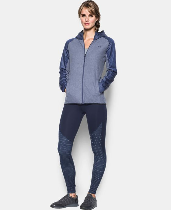 Women's UA ColdGear® Infrared Survivor Fleece Full Zip  1 Color $86.99