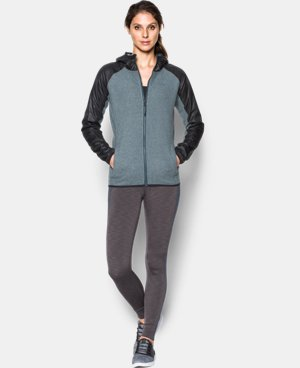 Women's UA ColdGear® Infrared Survivor Fleece Full Zip LIMITED TIME: FREE U.S. SHIPPING 1 Color $99.99