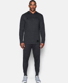 New Arrival Men's UA x Ali Wordmark Hoodie  2 Colors $49.99