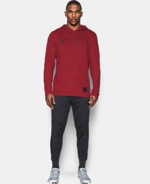 New Arrival Men's UA x Ali Wordmark Hoodie  1 Color $49.99