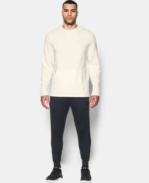 New Arrival Men's UA x Ali UA Long Sleeve Crew  1 Color $64.99