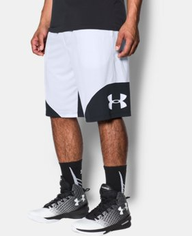 New Arrival Men's UA Rickter Shorts  1 Color $29.99