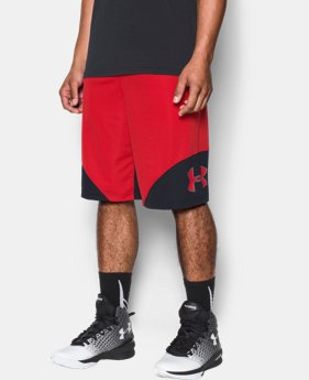 Men's UA Rickter Shorts   $29.99