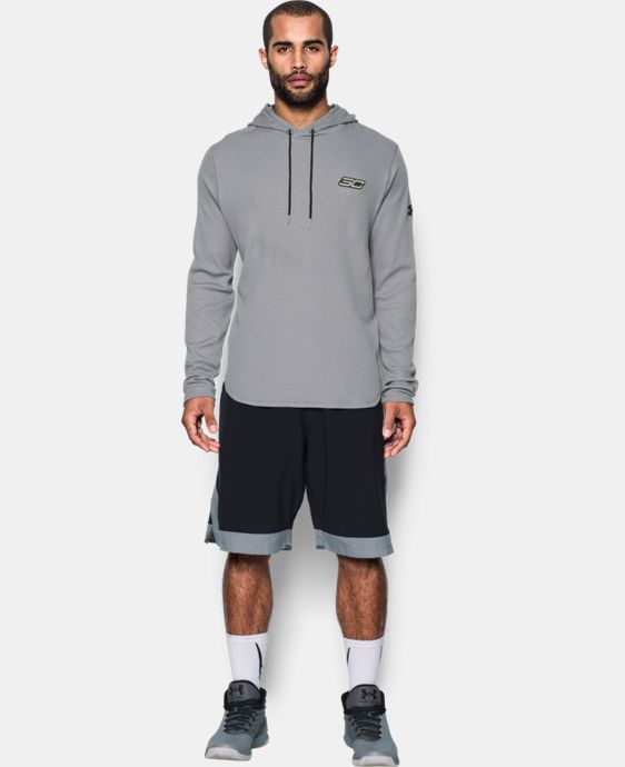 New Arrival Men's SC30 Thermal Hoodie  1 Color $69.99