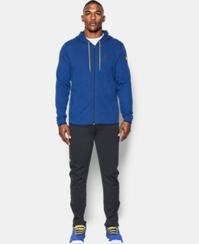 New Arrival Men's SC30 Essentials Full Zip Hoodie   $74.99