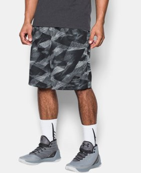 Men's SC30 Aero Wave Printed Shorts  1 Color $29.99