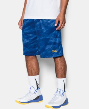 New Arrival  Men's SC30 Aero Wave Printed Short  1 Color $39.99