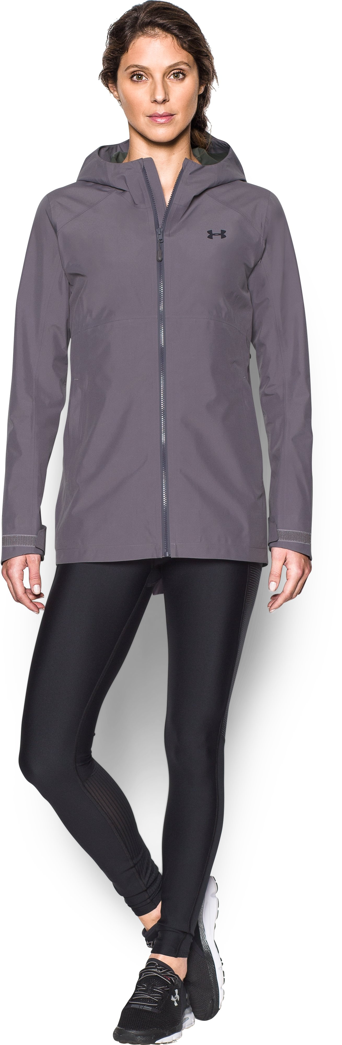 Women's UA GORE-TEX® Paclite® Jacket, FLINT, zoomed image