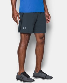 New Arrival Men's UA Launch 2-in-1 Shorts   $44.99