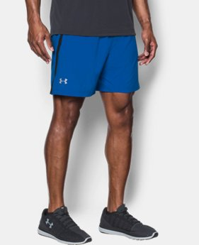 Men's UA Launch 2-in-1 Shorts  1 Color $33.74