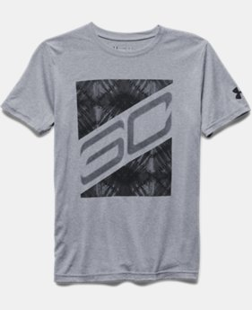 Boys' SC30 Big Block T-Shirt