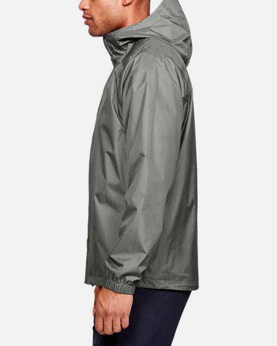 Men's UA Storm Bora Jacket, Green, pdpMainDesktop image number 3