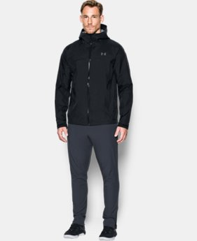 Men's UA Surge Waterproof Jacket  1 Color $124.99