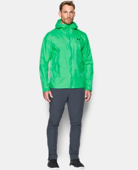 New Arrival Men's UA Storm Surge Waterproof Jacket   $124.99