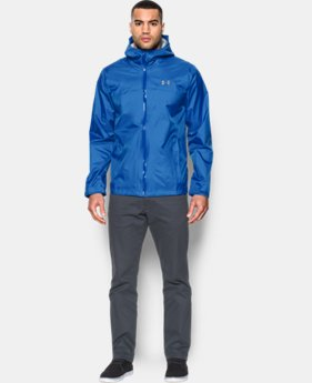 Men's UA Storm Surge Waterproof Jacket  1 Color $108.99