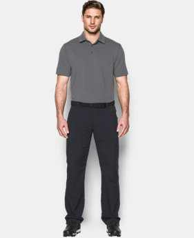 Men's UA Playoff Vented Polo  5 Colors $79.99