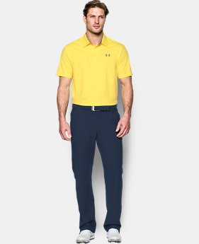 Men's UA Playoff Vented Polo  1 Color $35 to $52.99