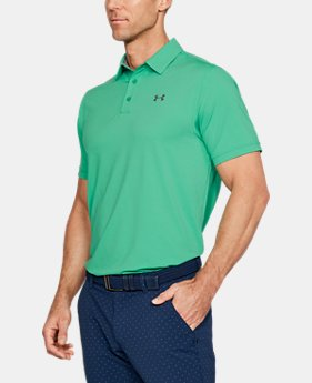 Men's UA Playoff Vented Polo  1 Color $52.49 to $69.99