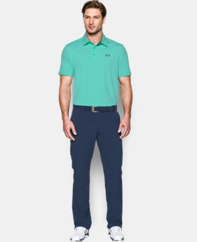 Men's UA Playoff Vented Polo  1 Color $38.99 to $52.99