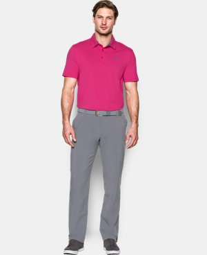 New Arrival Men's UA Playoff Vented Polo   $69.99