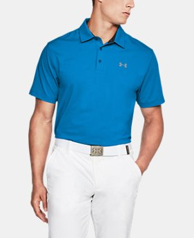 Men's UA Playoff Vented Polo  5 Colors $52.99