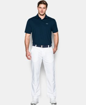 Men's UA CoolSwitch Ice Pick Polo  1 Color $38.99 to $52.99