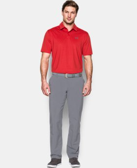 Men's UA CoolSwitch Ice Pick Polo  1 Color $38.99