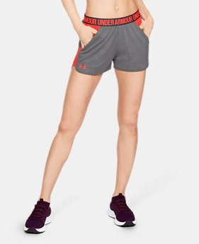 Best Seller Women's UA Play Up 2.0 Shorts FREE U.S. SHIPPING 4  Colors Available $24.99