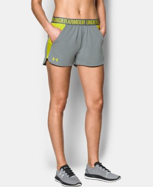 New Arrival  Women's UA Play Up 2.0 Shorts  11 Colors $29.99