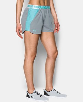 Best Seller  Women's UA Play Up 2.0 Shorts  2  Colors Available $22.49