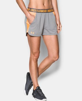 Best Seller Women's UA Play Up 2.0 Shorts  6 Colors $24.99