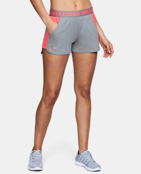 Best Seller Women's UA Play Up 2.0 Shorts LIMITED TIME: FREE U.S. SHIPPING 3 Colors $24.99