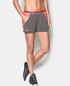 Best Seller Women's UA Play Up 2.0 Shorts  5 Colors $24.99