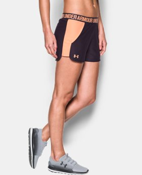 Best Seller Women's UA Play Up 2.0 Shorts  1 Color $24.99 to $249