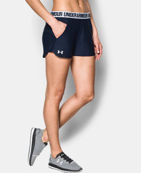 Women's UA Play Up Short 2.0 LIMITED TIME: FREE SHIPPING 2 Colors $29.99