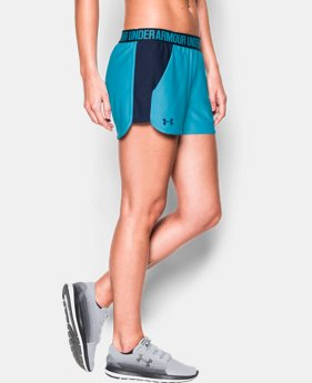 Women's UA Play Up 2.0 Shorts  2 Colors $29.99
