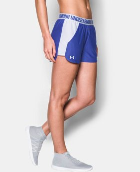 Women's UA Play Up 2.0 Shorts LIMITED TIME: FREE SHIPPING 1 Color $29.99